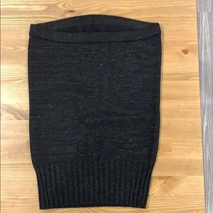 Knit Tube Top
